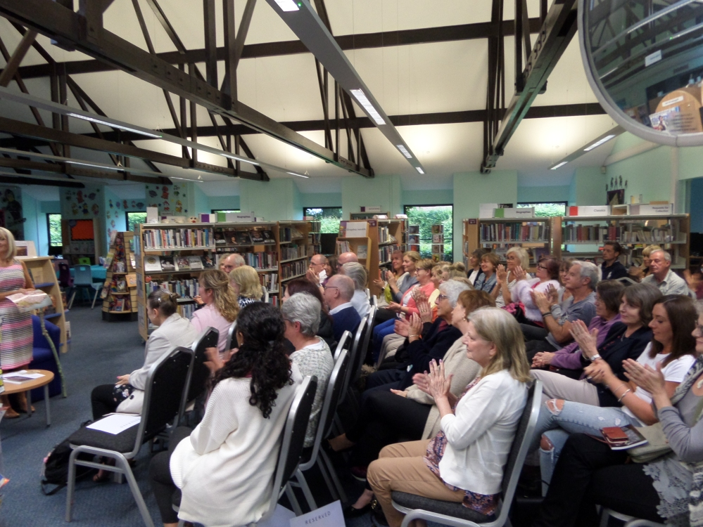 flitwick-library-book-launch